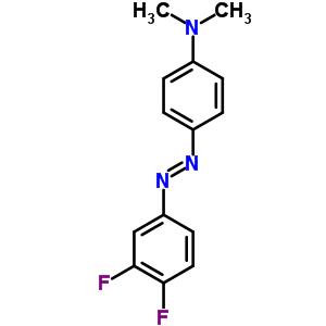 351-65-5 4-[(E)-(3,4-difluorophenyl)diazenyl]-N,N-dimethylaniline