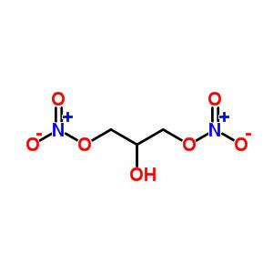 1,3-DINITROGLYCERIN 623-87-0