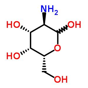 7535-00-4;90-76-6 2-amino-2-deoxy-D-galactopyranose