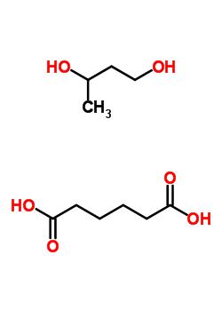 163205-75-2;195889-46-4;24937-93-7;86438-03-1 hexanedioic acid-butane-1,3-diol (1:1)