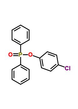 21713-55-3 4-chlorophenyl diphenylphosphinate