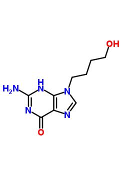 23169-37-1 2-amino-9-(4-hydroxybutyl)-3,9-dihydro-6H-purin-6-one