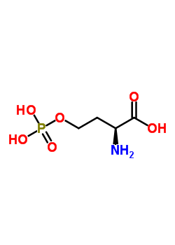 28345-77-9;4210-66-6 O-phosphono-L-homoserine