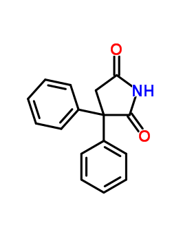 3464-15-1 3,3-diphenylpyrrolidine-2,5-dione