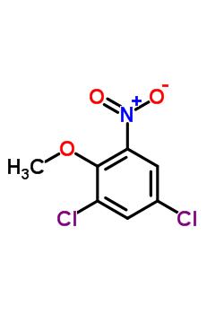 2-硝基-4,6-二氯苯甲醚 37138-82-2