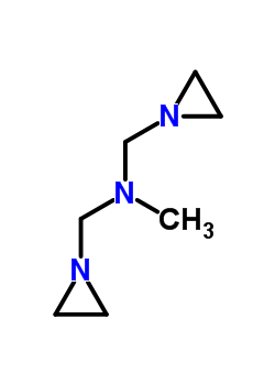 3974-84-3 1-(aziridin-1-yl)-N-(aziridin-1-ylmethyl)-N-methylmethanamine