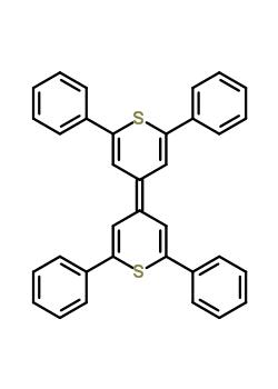 42506-60-5 4-(2,6-diphenyl-4H-thiopyran-4-ylidene)-2,6-diphenyl-4H-thiopyran
