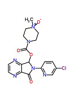 N-氧化佐匹克隆 43200-96-0