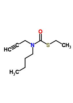 59300-35-5 S-ethyl butyl(prop-2-yn-1-yl)carbamothioate