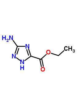 63666-11-5 ethyl 3-amino-1H-1,2,4-triazole-5-carboxylate