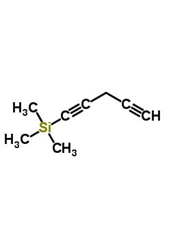 71789-10-1 Trimethyl(penta-1,4-diyn-1-yl)silane