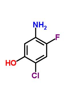 2-氯-4-氟-5-氨基苯酚CAS:84478-72-8