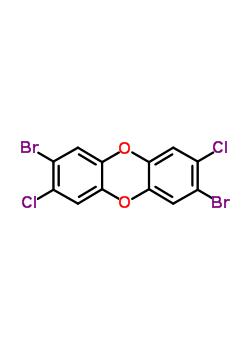 122418-69-3 2,7-dibromo-3,8-dichlorooxanthrene