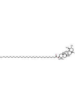 124693-68-1 (3beta,5xi,18alpha)-urs-12-en-3-yl tetratriacontanoate