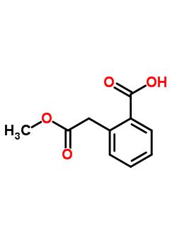 14736-50-6 2-(2-methoxy-2-oxoethyl)benzoic acid