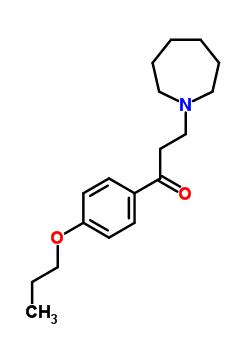 16689-12-6 3-(azepan-1-yl)-1-(4-propoxyphenyl)propan-1-one