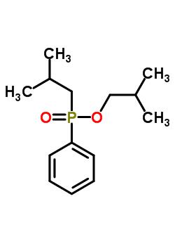 2521-22-4 2-methylpropyl (2-methylpropyl)phenylphosphinate