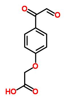 39270-55-8 [4-(oxoacetyl)phenoxy]acetic acid