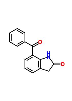 51135-38-7 7-benzoyl-1,3-dihydro-2H-indol-2-one