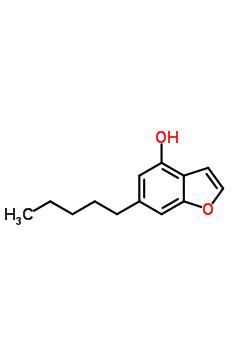 56157-25-6 6-pentyl-1-benzofuran-4-ol
