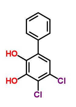 97122-54-8 4,5-dichlorobiphenyl-2,3-diol