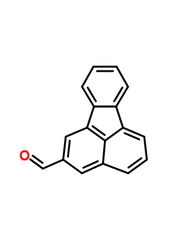 98677-82-8 fluoranthene-2-carbaldehyde