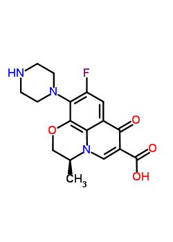 117707-40-1 Desmethyl Levofloxacin