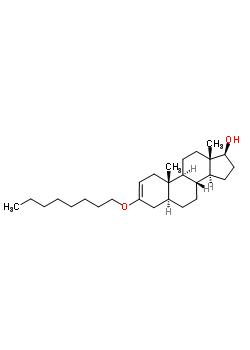 1252-02-4 Dihydrotestosterone n-octyl enol ether