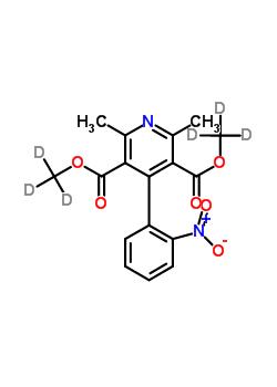 125464-52-0 Dehydronifedipine-D-6