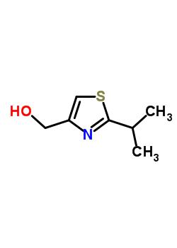 133047-45-7 4-Thiazolemethanol,2-(1-methylethyl)-(9CI)