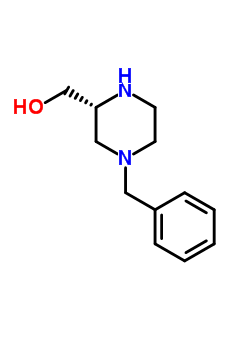149715-46-8 (R)-4-benzyl-2-hydroxymethylpiperazine
