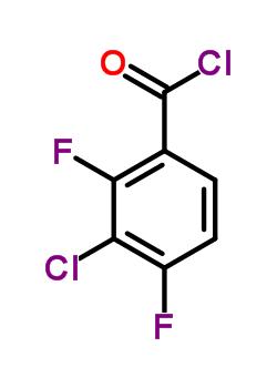 157373-00-7 3-Chloro-2,4-difluorobenzoyl chloride