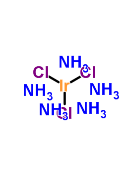 15742-38-8 pentaamminechloroiridium(iii) chloride
