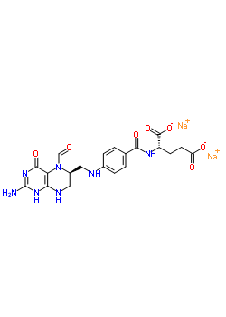 163254-40-8;1141892-29-6 Disodium folinate
