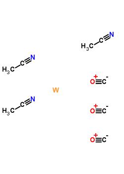 16800-47-8 tris(acetonitrile)tricarbonyltungsten