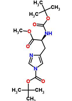17791-51-4 N(ALPHA) N-(IM)-DI-BOC-L-HISTIDINE