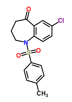 7-氯-5-氧代-1-对甲苯磺酰基-2,3,4,5-四氢-1H-苯并氮杂卓 193686-76-9