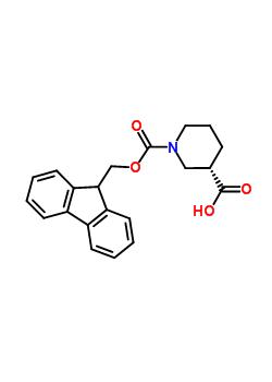 (S)-1-Fmoc-哌啶-3-甲酸 193693-68-4