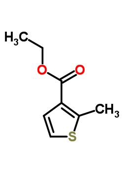 19432-66-7 2-Methyl-3-thiophenecarboxylic acid, ethyl ester