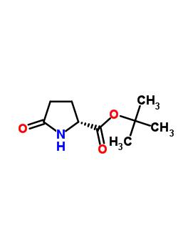 205524-46-5 tert-butyl (2R)-5-oxopyrrolidine-2-carboxylate