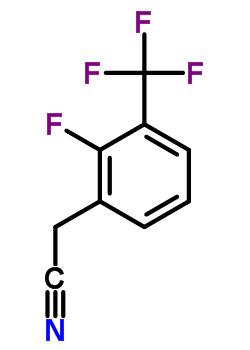 239087-10-6 2-fluoro-3-(trifluoromethyl)phenylacetonitrile