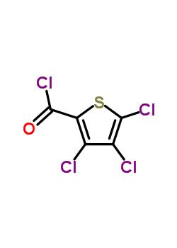 24422-15-9 3,4,5-Trichlorothiophene-2-carbonyl chloride