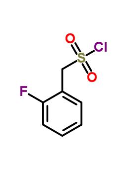 24974-71-8 (2-Fluorophenyl)methanesulfonyl chloride