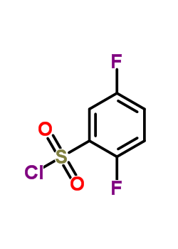 2,5-Difluorobenzenesulfonyl Chloride 26120-86-5