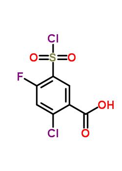 264927-50-6 2-chloro-5-chlorosulfonyl-4-fluorobenzoic acid