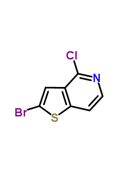 28948-61-0 2-bromo-4-chlorothieno[3,2-c]pyridine
