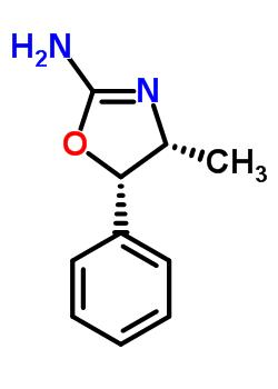 29493-77-4;3568-94-3 (4R,5S)-4-methyl-5-phenyl-4,5-dihydro-1,3-oxazol-2-amine