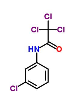 3004-73-7 2,2,2-trichloro-N-(3-chlorophenyl)acetamide