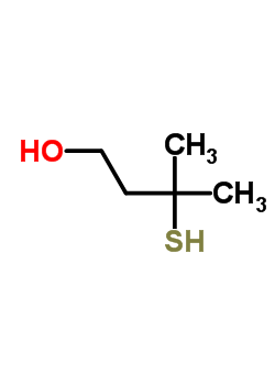 34300-94-2 3-methyl-3-sulfanylbutan-1-ol