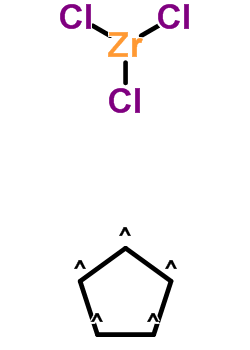 Cyclopentadienylzirconium trichloride 34767-44-7